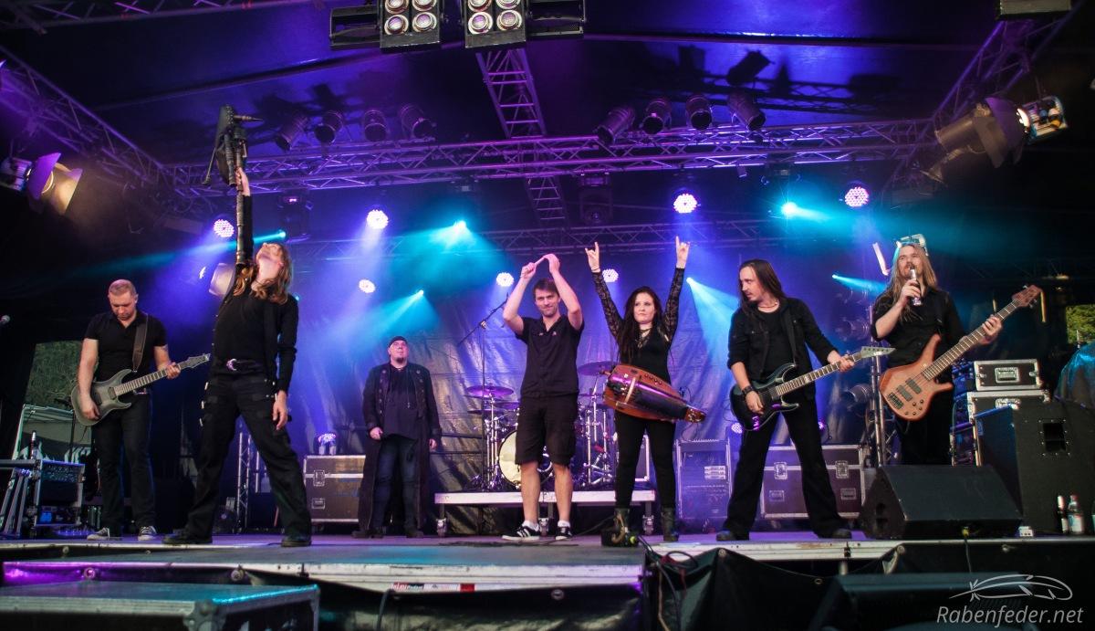 Neue Bands, neuer Spass - MPS Bückeburg 2